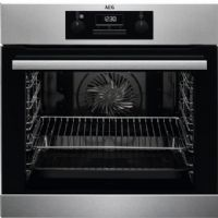AEG BES25101LM Steambake Electric Oven